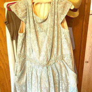 Lace dress 👗